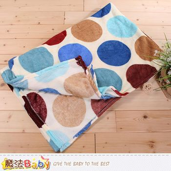魔法Baby 法蘭絨毛毯 140x210cm 四季毯~w61011