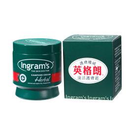 英格朗 康活護膚霜 綠色草本 75g