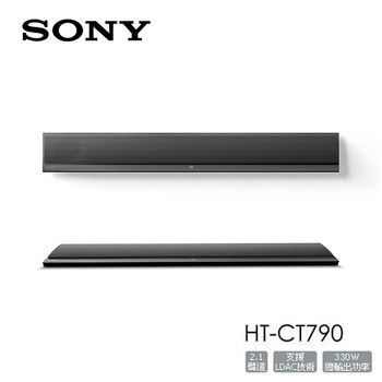 SONY 新力 HT-CT790 單件式 2.1聲道 環繞式 家庭劇院