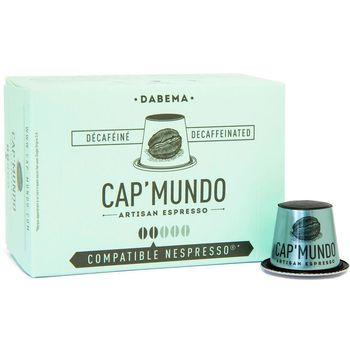 CAP' MUNDO 咖啡膠囊《DABEMA》─ 相容Nespresso(10顆/盒)
