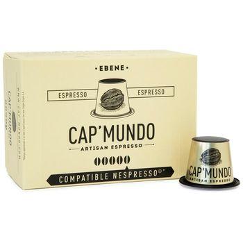 CAP' MUNDO 咖啡膠囊《EBENE》─ 相容Nespresso(10顆/盒)
