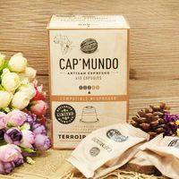 CAP' MUNDO 咖啡膠囊~Terroir Manyovu~─ 相容Nespresso