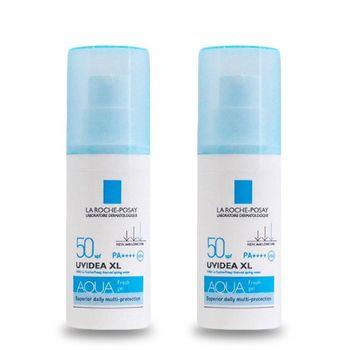 理膚寶水  全護水感清透防曬露UVA PRO50 (二入組)30ML