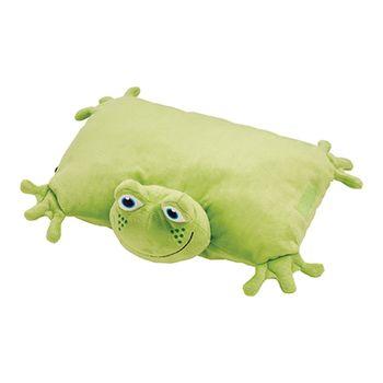 【Go Travel】造型抱枕-青蛙