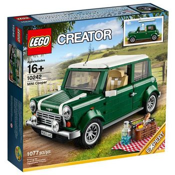 【LEGO樂高積木】Creator創作系列-經典野餐車Mini Cooper LT 10242