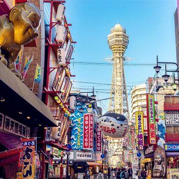 【高雄出發】大阪酷航酒店二選一自由行五日~單人券