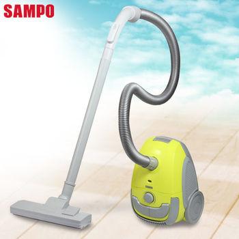 【SAMPO聲寶】可調速紙袋型吸塵器 EC-SA35CB