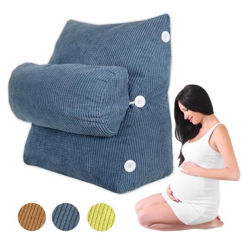 典雅風尚 孕婦媽咪舒壓萬用靠枕/抱枕/腰靠枕 (多款任選)