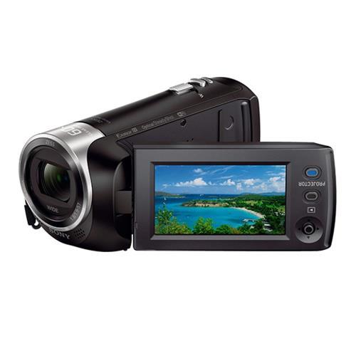 【64G+副電+座充組】SONY HDR-PJ410 高畫質投影攝影機*(中文平輸)~
