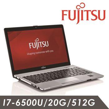 FUJITSU LIFEBOOK S936-PB723 13.3吋2K i7-6500U/20G/512GB/W10Pro 日本原裝商務筆電