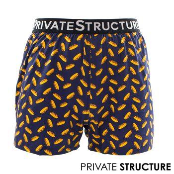 【P.S】狂想系列-熱狗四角男平口褲, Private Structure