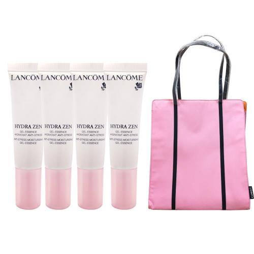 蘭蔻 超水妍舒緩保濕精華10ml(買2送2)贈粉紅手提袋
