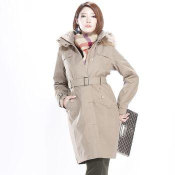 JORDON英倫貴族GORE-TEX 3L大衣