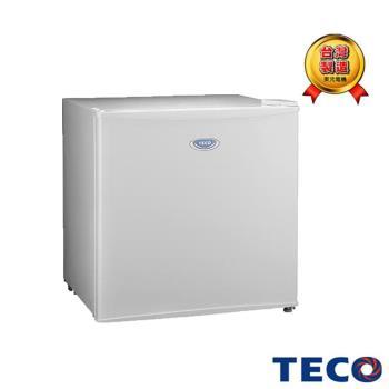 【TECO東元】 50公升 單門小冰箱(R0511W)