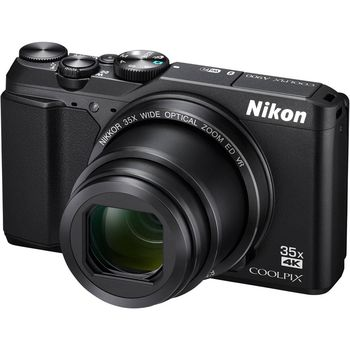 [64G原電組]Nikon coolpix A900 高倍變焦4K錄影隨身類單機 (公司貨)