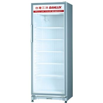 【SANLUX 台灣三洋】 305L冷藏展示櫃 SRM-305