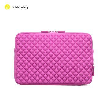 【dido shop】Macbook 15.4吋 鑽石紋系列筆電保護套 內膽包 筆電包 (DH158)