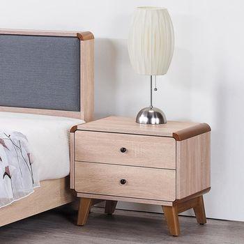 【時尚屋】[G17]柏克床頭櫃G17-A019-4