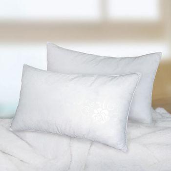 【Indian】新科技輕羽絲絨枕(2顆)