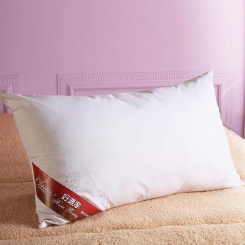 【HomeBeauty】蒙古純羊毛舒眠枕1入