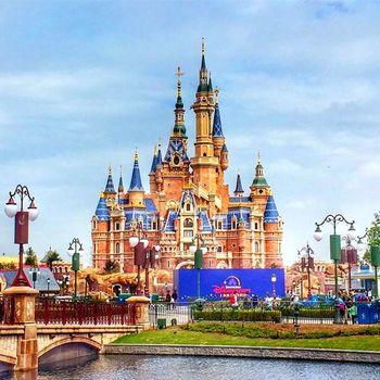 【高雄出發】無購物無自費~上海樂遊迪士尼朱家角外灘新天地四日