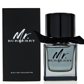 BURBERRY Mr.BURBERRY 男性淡香水 50ml