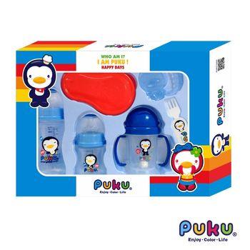 PUKU藍色企鵝 喜悅禮盒