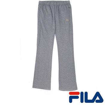 FILA女性吸排內刷毛長褲(質感灰)5PNP-5457-RG