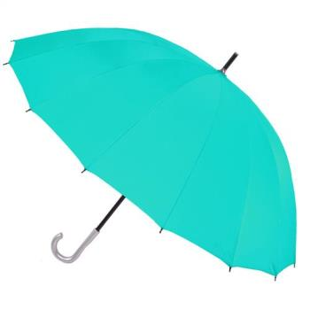 【2mm】日本樂天第一名正16骨無敵傘 (海藍色)