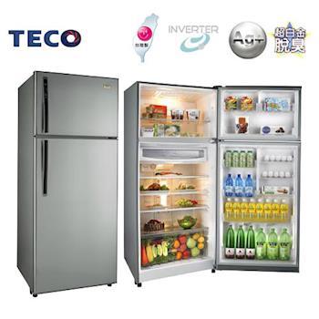 【TECO東元】605公升變頻雙門冰箱(R6161XH)
