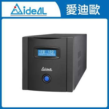 愛迪歐IDEAL AVR 數位化 PS Pro-4000L 穩壓器