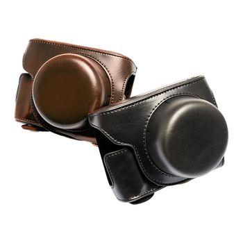 Kamera 兩件式皮質包 for Panasonic GF7/GF8