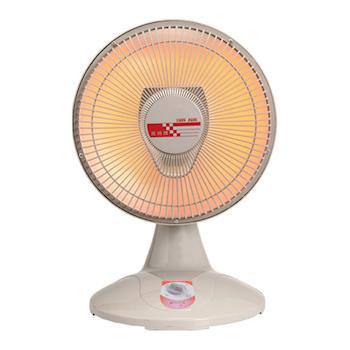 【良將】10吋擺頭鹵素燈電暖器 LJ-528