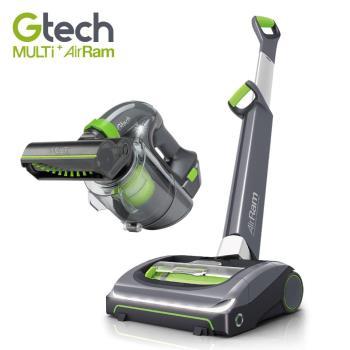 英國 Gtech AirRam + Multi Plus 小綠無線吸力不衰弱吸塵器 (第二代超值組)