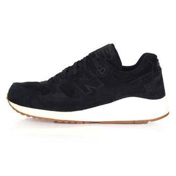 【NEWBALANCE】530系列 男復古休閒鞋-NB N字鞋 黑米白