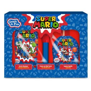 【義大利進口】Super Mario沐浴禮盒