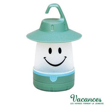 【日本 SPICE】日系 世界 綠色(微笑 LED 露營燈)