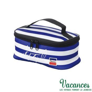 【日本 VACANCES】日系 輕巧時尚 多功能 海軍藍(保溫 便當袋 / 便攜袋)