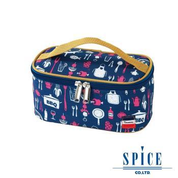 【日本 SPICE】日系 輕巧時尚 BBQ(保溫 便當袋)