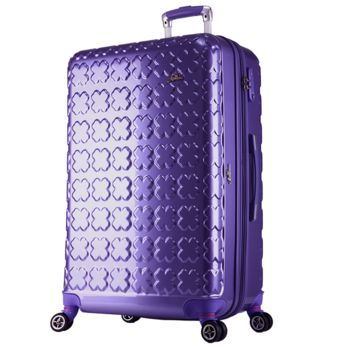 Rowana幸運馬卡龍行李箱