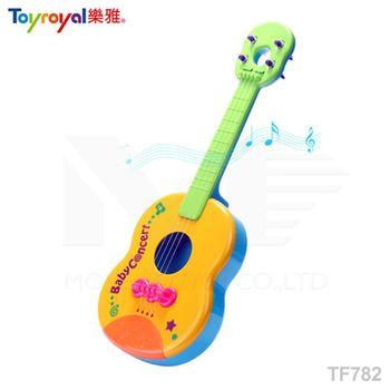 日本《Toyroyal樂雅》寶寶樂器-吉他