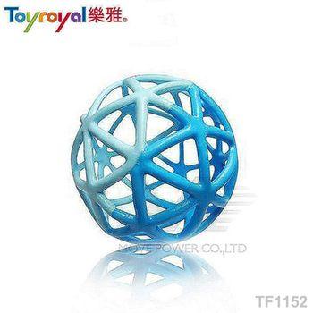 日本《樂雅 Toyroyal》魔法洞洞球-海洋藍