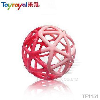 日本《樂雅 Toyroyal》魔法洞洞球-櫻花粉