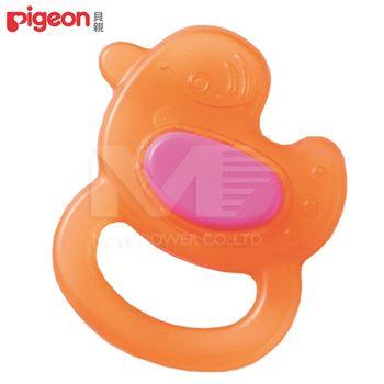 日本《Pigeon貝親》小雞冰涼固齒器
