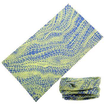 【A-Magic】多功能魔術頭巾-藍天白雲(HC132)