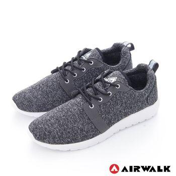 【美國 AIRWALK】無限挑戰舒適輕量慢跑鞋-男-共三色