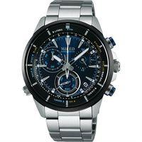 WIRED 日系獨立潮流計時腕錶 ^#45 藍 ^#47 42mm VK68 ^#45 K