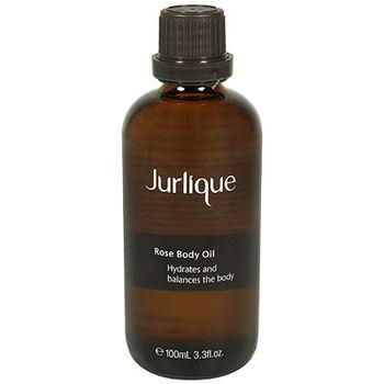 Jurlique茱莉蔻 玫瑰按摩油(100ml)-【即期品】2017.5