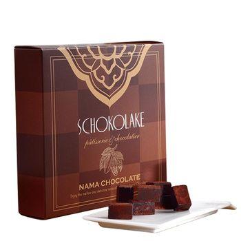 【巧克力雲莊】經典生巧克力任選一盒 (頂級生巧克力) 送聖誕節好禮
