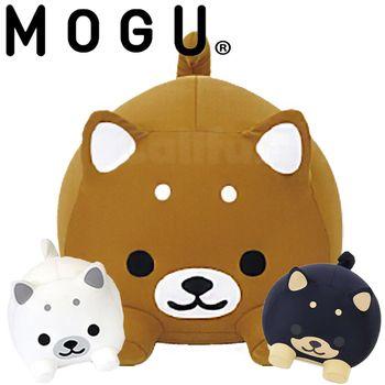 【日本MOGU】憨憨小柴犬 狗狗造型 可愛抱枕/舒壓靠枕‧日本原裝進口